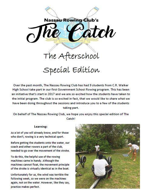 The Catch 11/06