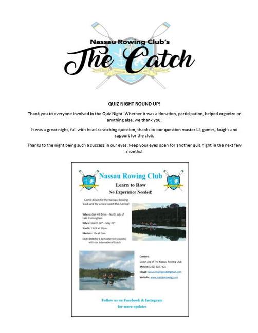 The Catch - 12/03