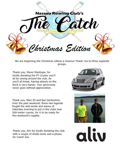 The Catch - 15/12