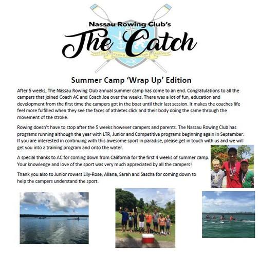 The Catch 30/07