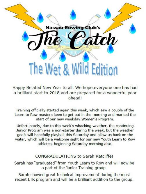 The Catch - 12/01