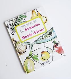 Livre Les Brunchs de Marie-Fleur