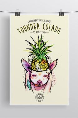 Toundra Colada