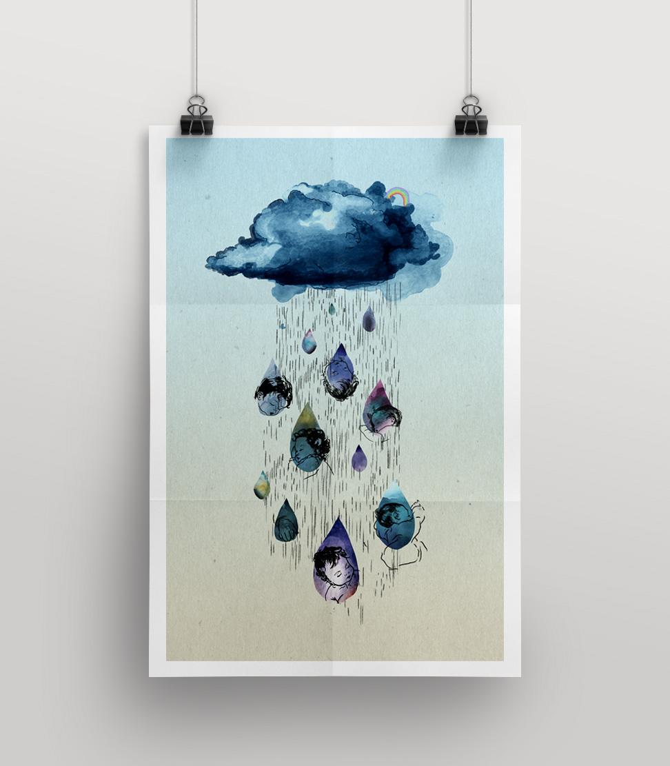 Il pleut des bébés