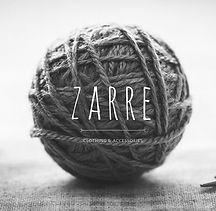 Zarre Clothing Square Logo