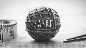 Zarre Clothing Logo