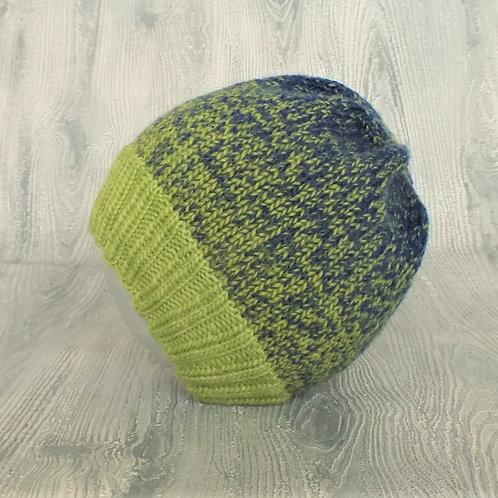 Apple Tree Gradient Baby Beanie