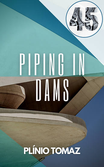 Piping in Dams