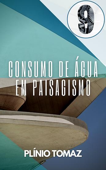 Consumo de Água em Paisagismo