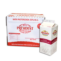 President Nata Fresca 35%