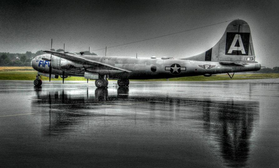 "B-29 ""Superfortress"" FIFI Rain"