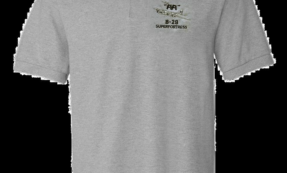 """FIFI"" B-29 Superfortress Pique Polo Shirt"
