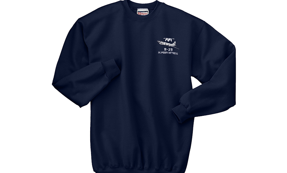 "B-29 ""Superfortress"" FIFI Crewneck Sweatshirt"