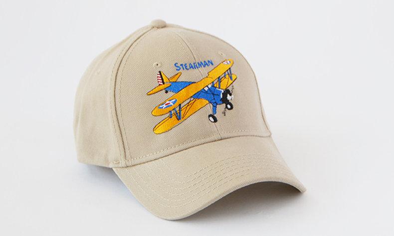 Stearman Hat