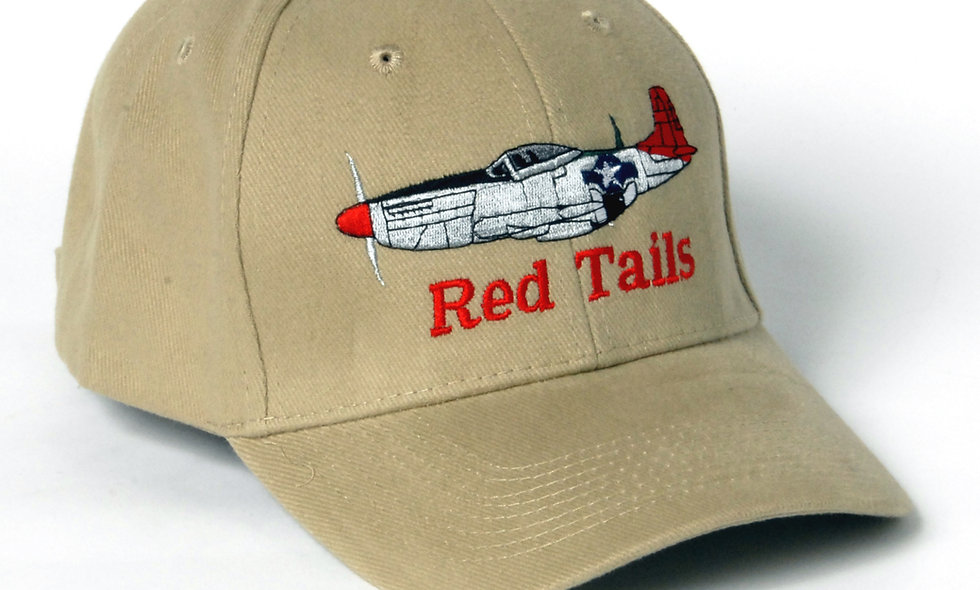 "P-51 ""Mustang"" Red Tails"