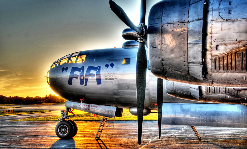 "B-29 ""Superfortress"" FIFI Profile"