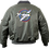 "Thumbnail: P-47 ""Thunderbolt"" MA-1 Flight Jacket"