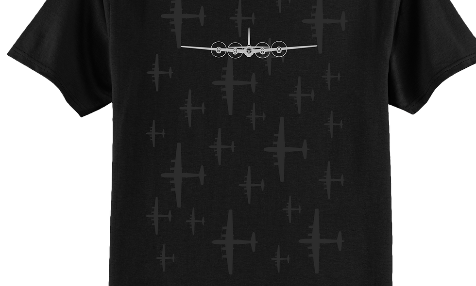 """B-29 """"All Over"""" T-shirt"""
