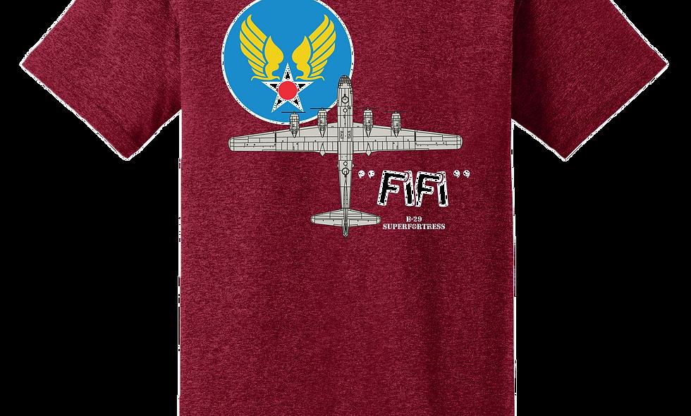"B-29 Superfortress ""FIFI"" AAC Shirt"