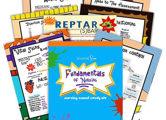 Fundamentals of Nursing Study Kit eBook