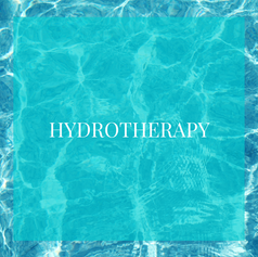 Learn to perform - Hyrdotherapy Massage.