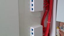 תכנון התקשורת בשלב הבניה