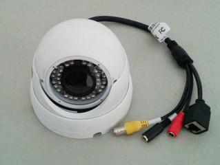 מצלמות אבטחה רשת (IP)