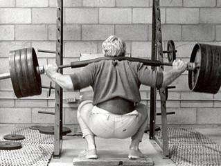 "Squat Myth Busters: ""Shoulder Width Stance"" Technique"