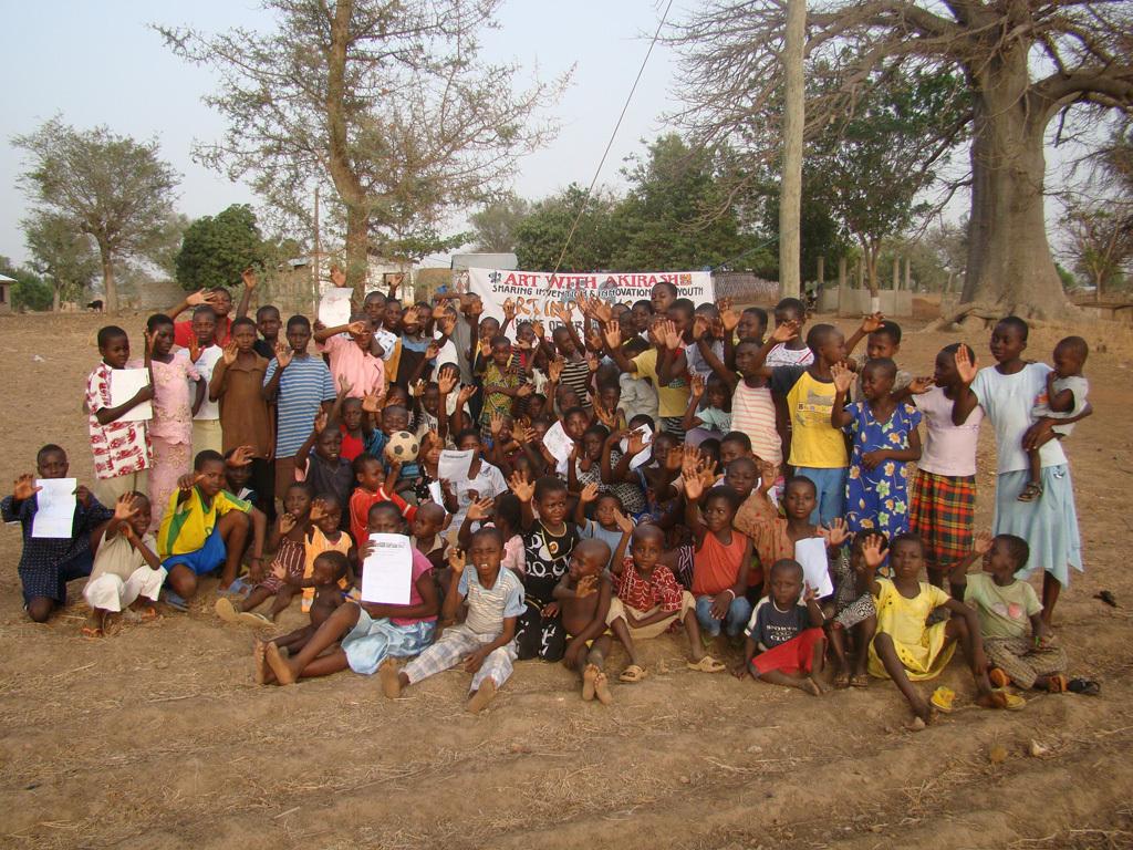 WORKSHOP IN SIRUGU 2009