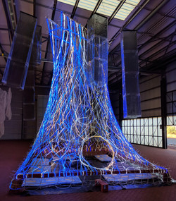 "STITCH ""9"" WITH ROPE LIGHTING"