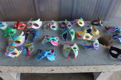 Saso L'Oju Egun-Behind the Mask