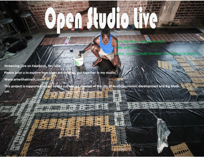 OPEN STUDIO LIVE
