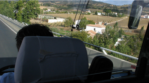 バス運転手労働時間は不規則で長い 画像virra(c)pixelio.de