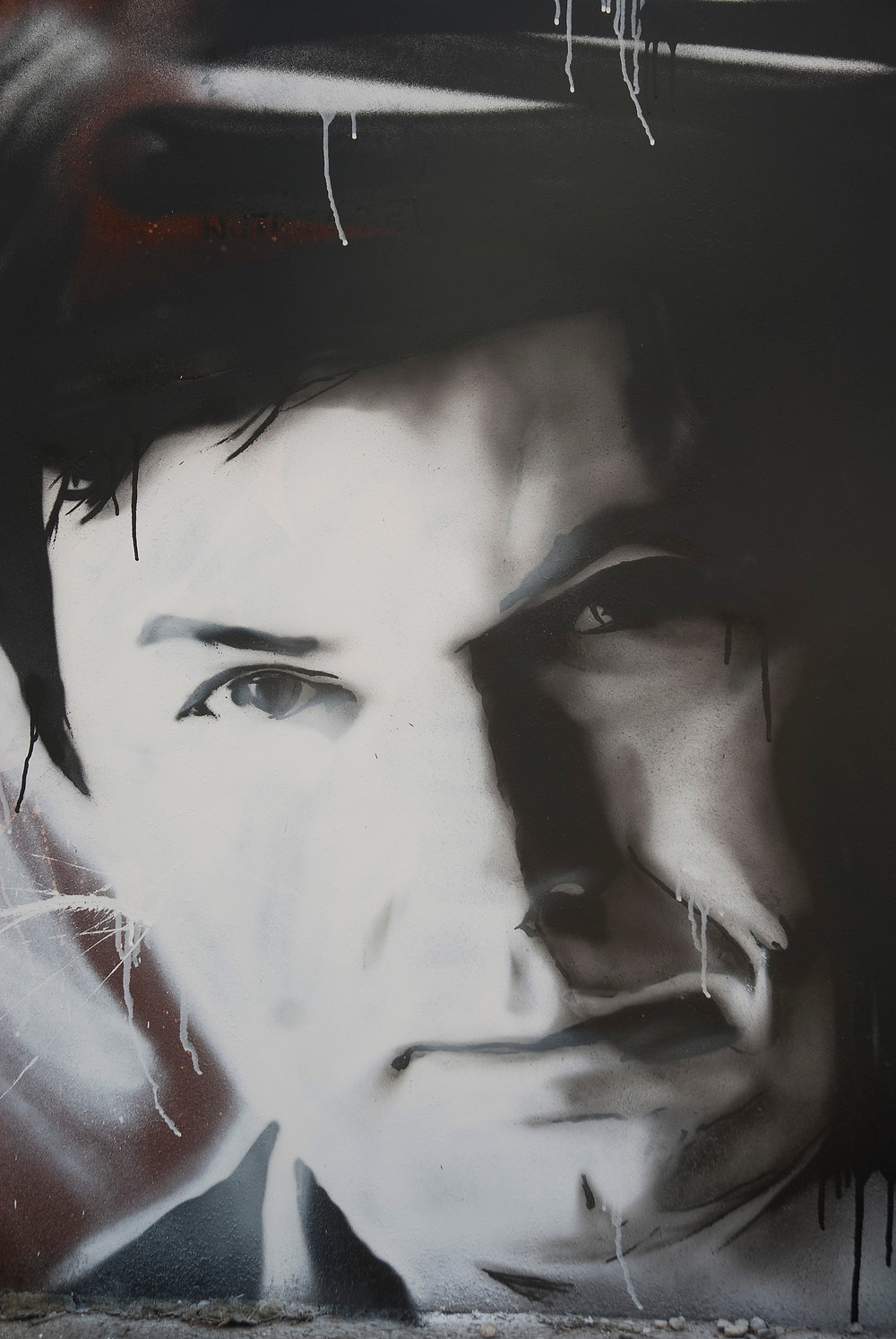Thomas Piketty, painted portrait ©thierry ehrmann