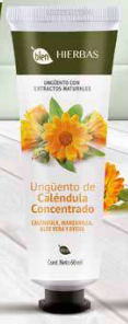 UNGÜENTO DE CALÉNDULA CONCENTRADO