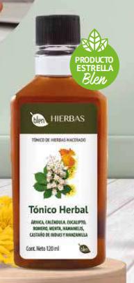 TÓNICO HERBAL
