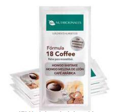 FÓRMULA 18 COFFEE