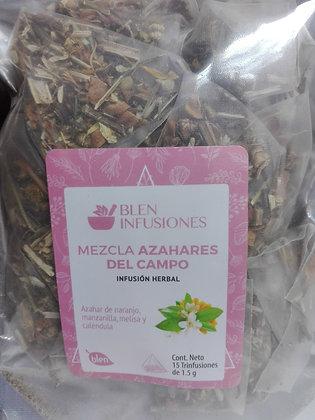 TRINFUSIÓN HERBAL MEZCLA AZAHARES DEL CAMPO