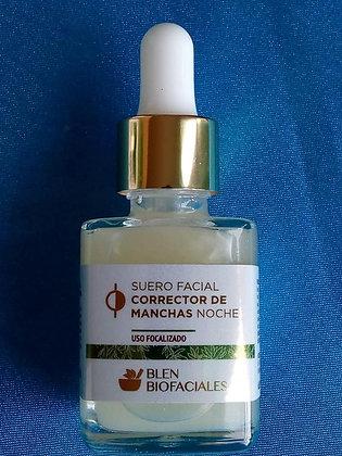 SUERO FACIAL CORRECTOR DE MANCHAS NOCHE