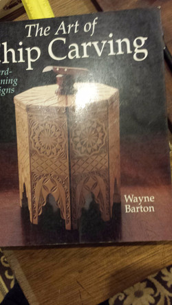 Reccommended Book for Chip Carving