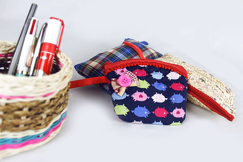 Cloth pouches