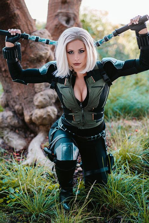 Black Widow (Infinity War) Cosplay Print