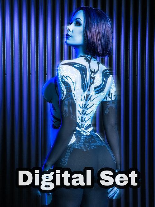 Cortana Bodypaint - Digital Set