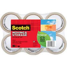 6 pack Tape