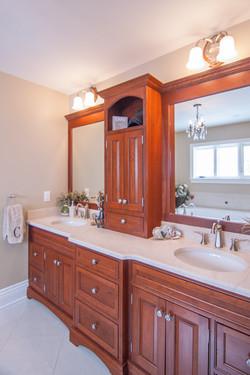 McDonough Residence Bathroom