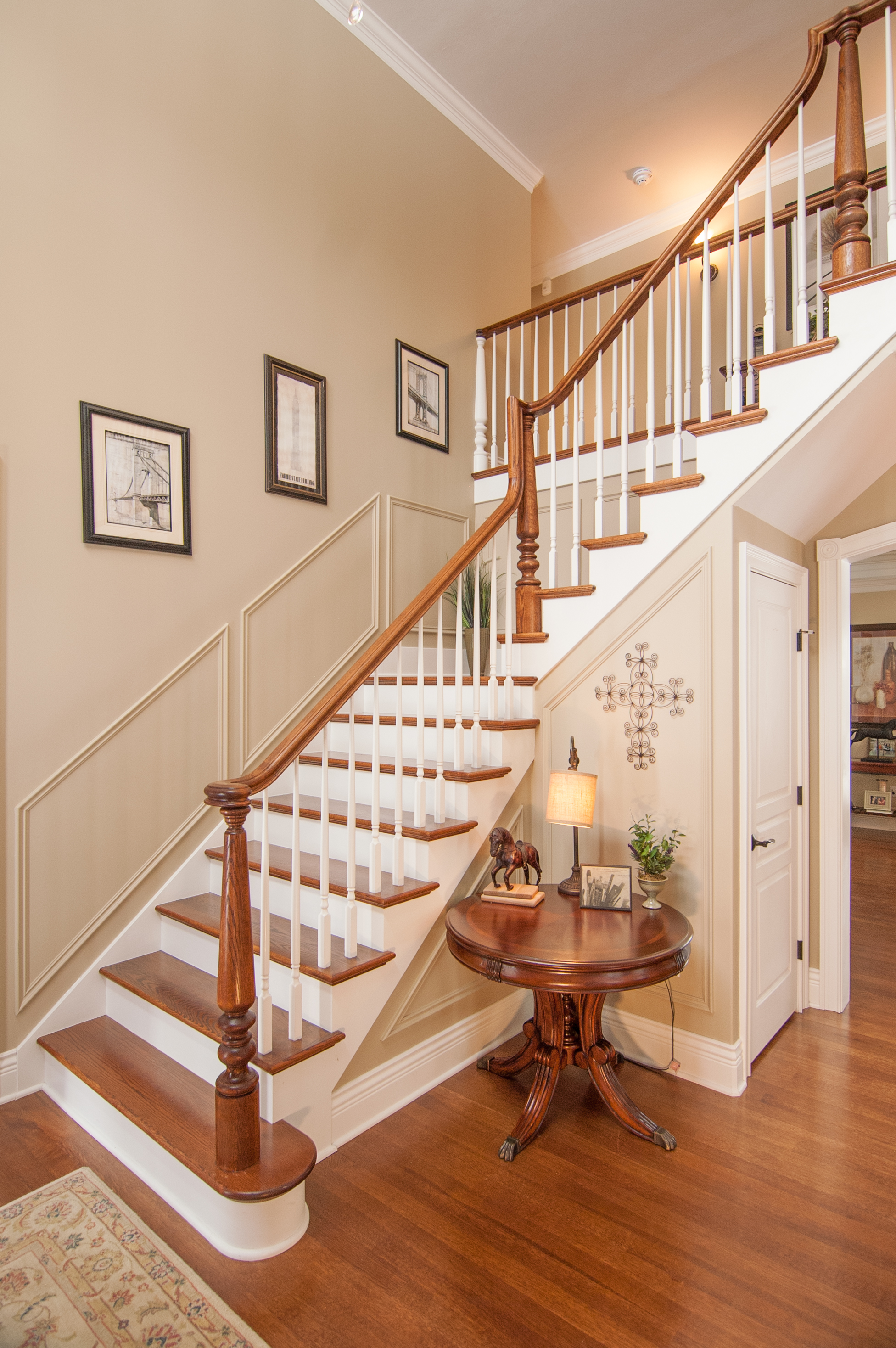 McDonough Residence Staircase