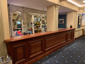Bar build and installation