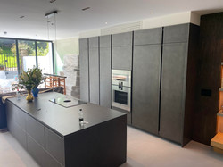 Fitted kitchen and units
