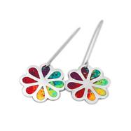 Aro flor multicolor