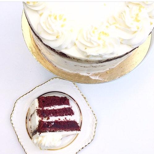 Red Velvet - le classique Naked Cake
